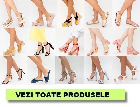 Sandale depurtat