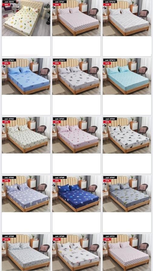 Cearsaf de pat cu elastic