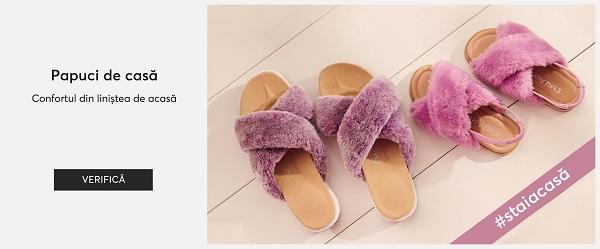 papuci casa epantofi
