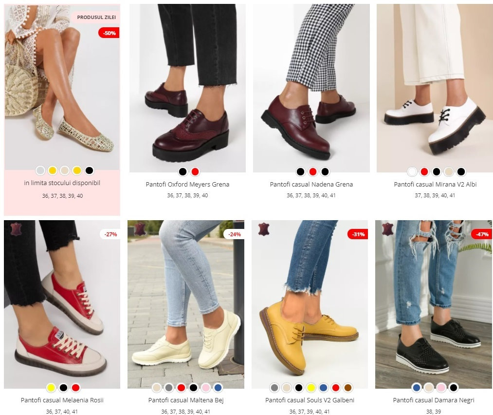 pantofi zapatos